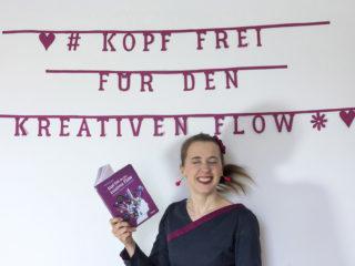 Kopf frei für den kreativen Flow - Autoreninterview mit Roberta Bergmann