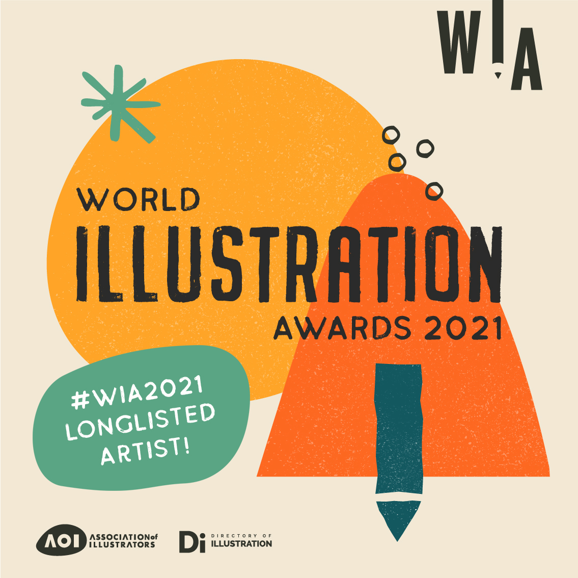 Graphic: World Illustration Award Long Listed Artist
