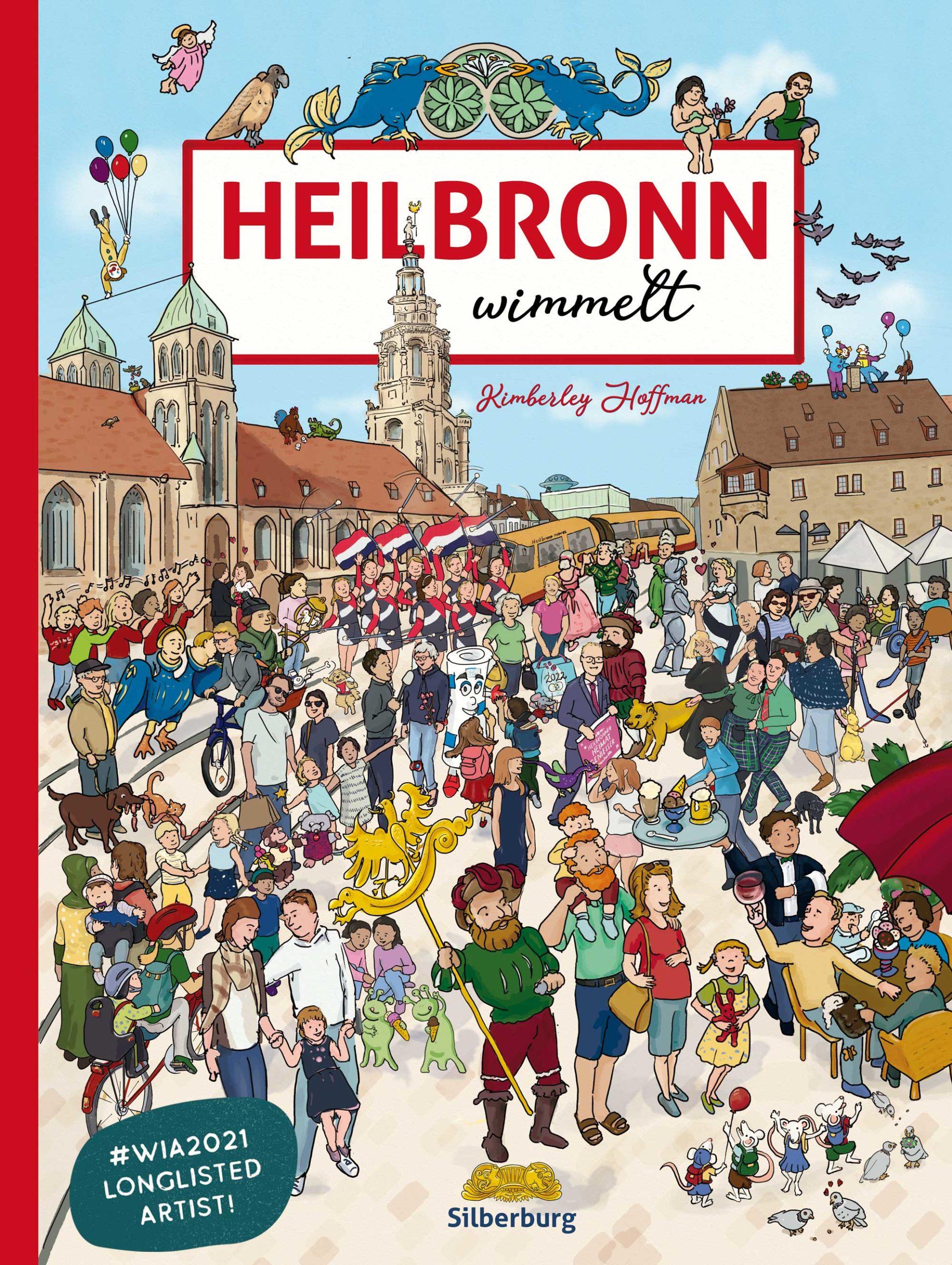 """Cover von """"Heilbronn wimmelt"""""""